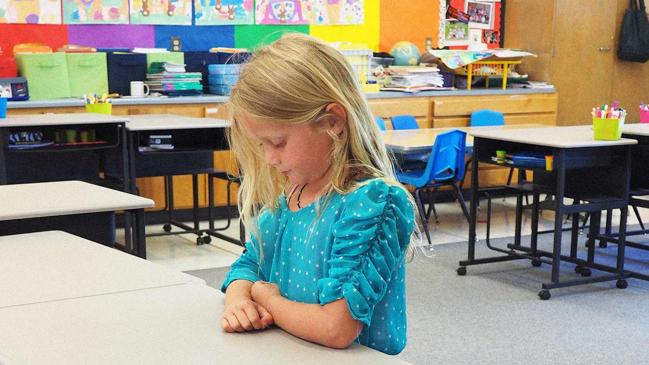 Standing Desk For School