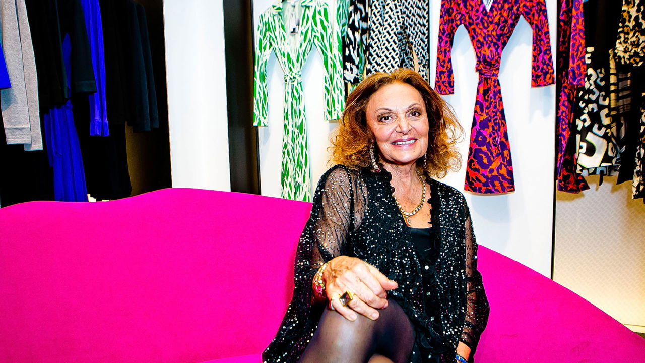 diane von furstenberg s strategies on how to lead and when to get out of the way fast company. Black Bedroom Furniture Sets. Home Design Ideas