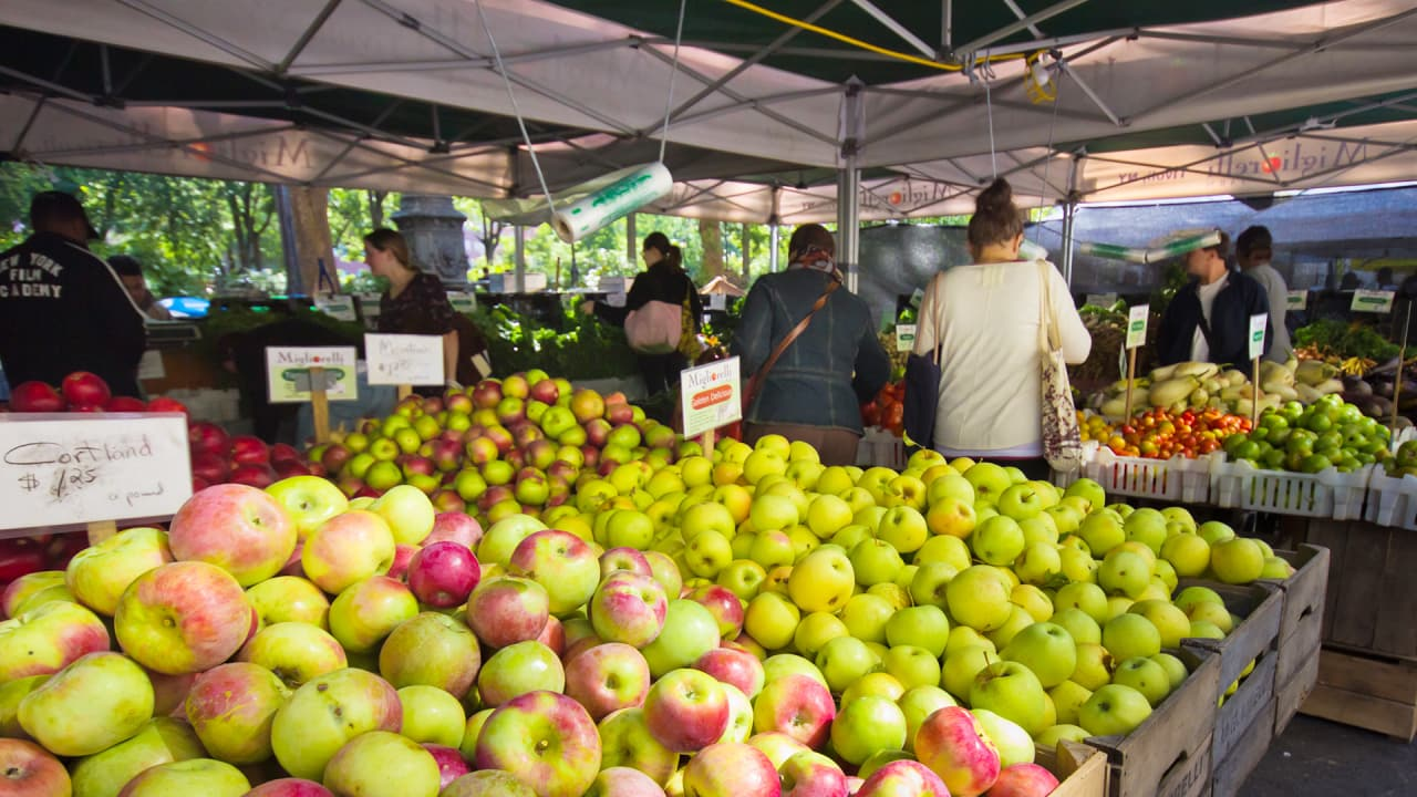 Michigan Farmers Markets Make Food Stamps Worth Twice As Much As Regular  Money