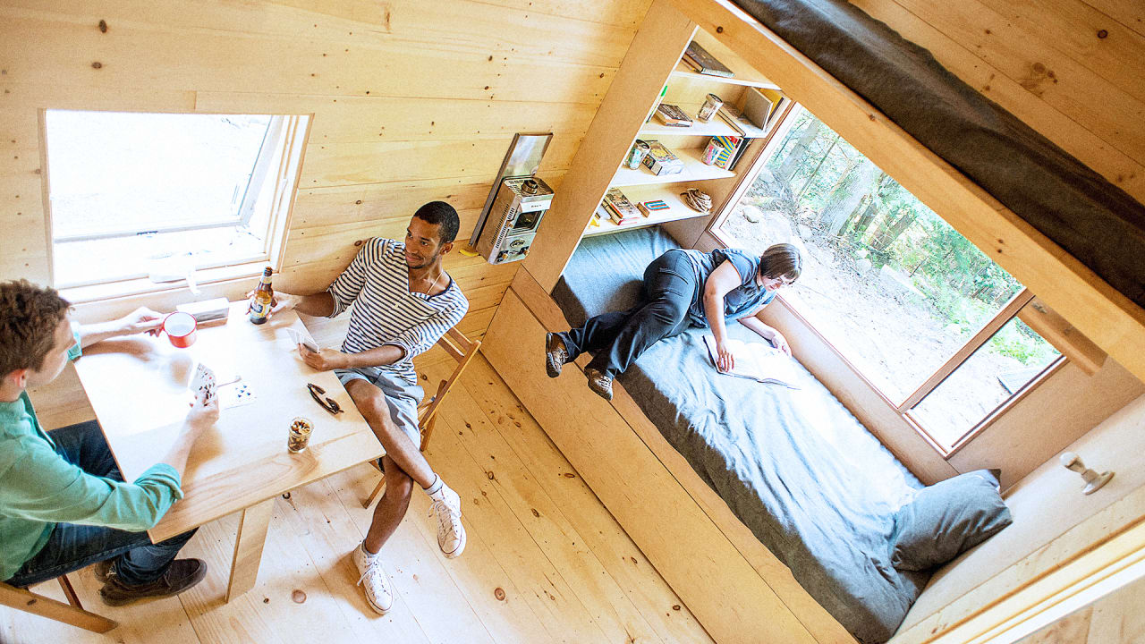 tiny house lab behind the scenes how to build a tiny mobile