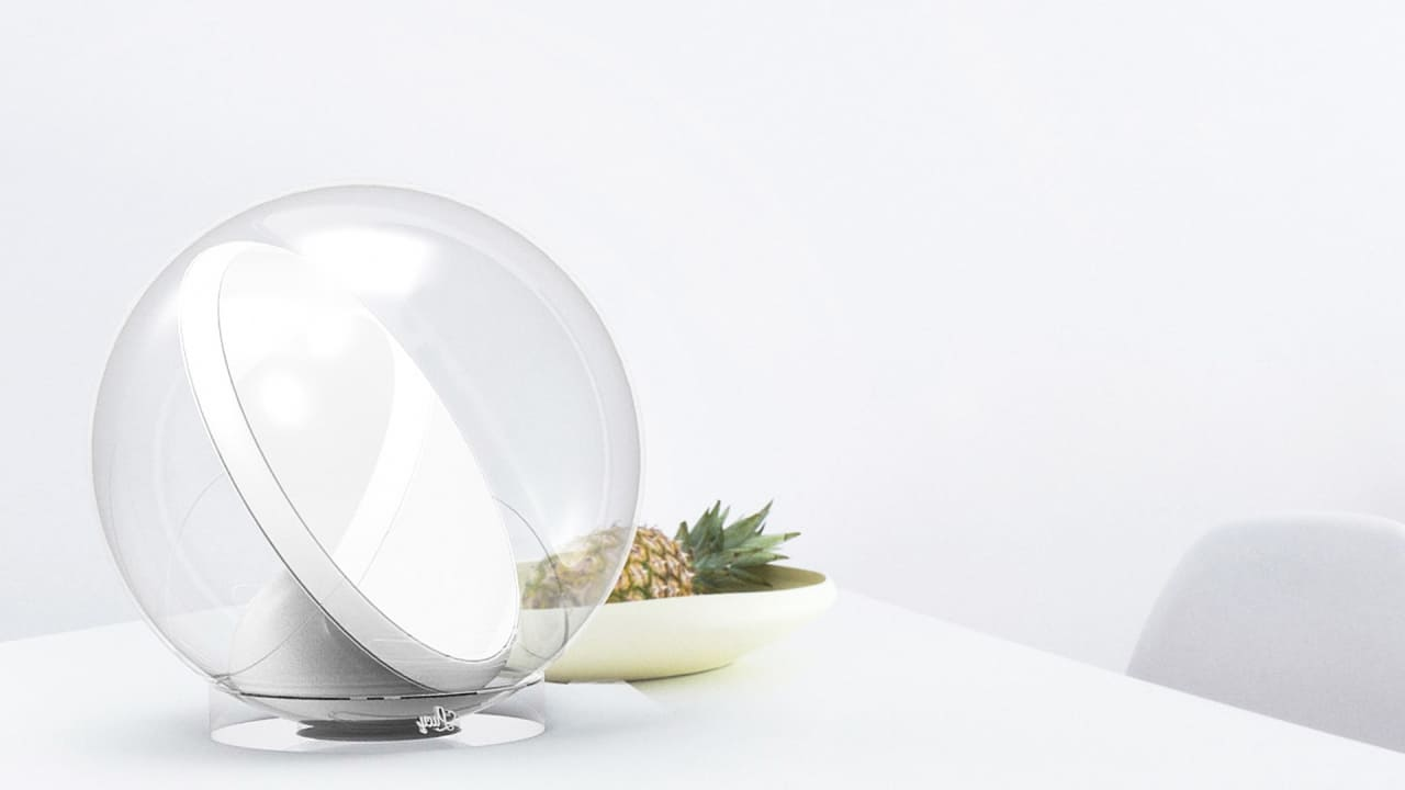 Reflect Sunlight To Dark Corners Of Your Home With This
