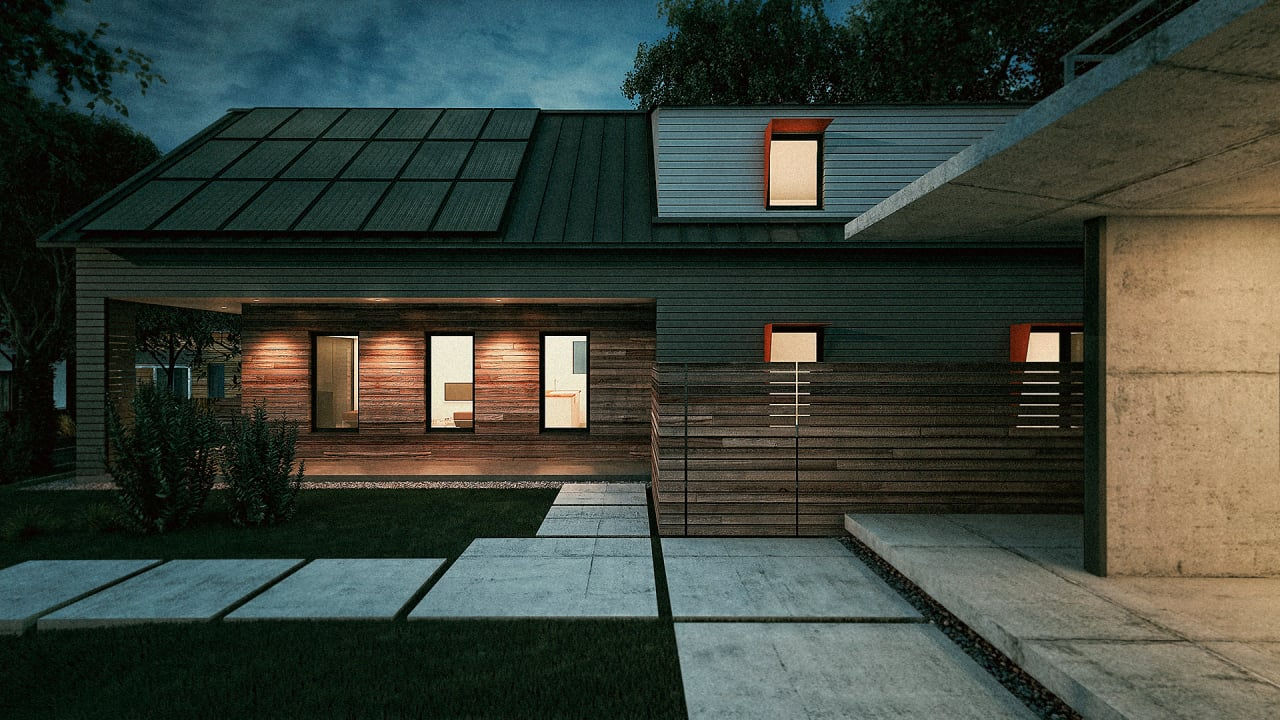 This zero energy home is run by machines and costs a lo for Netzro net