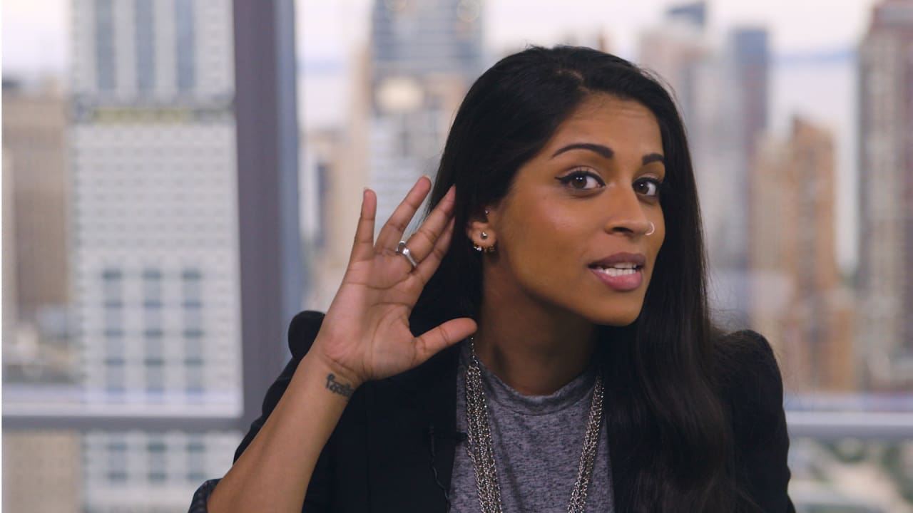 Lilly singh iisuperwomanii showing boobs 6