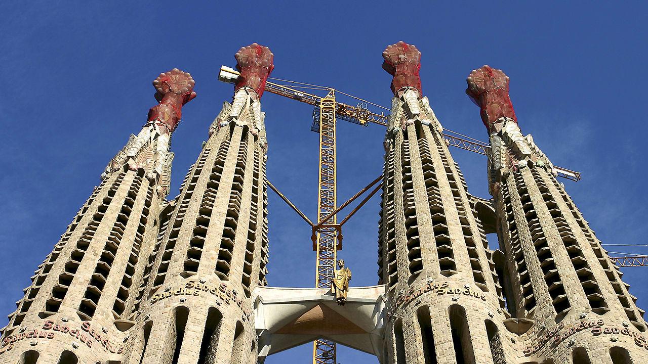 100 Years After Breaking Ground Gaudis La Sagrada Fam