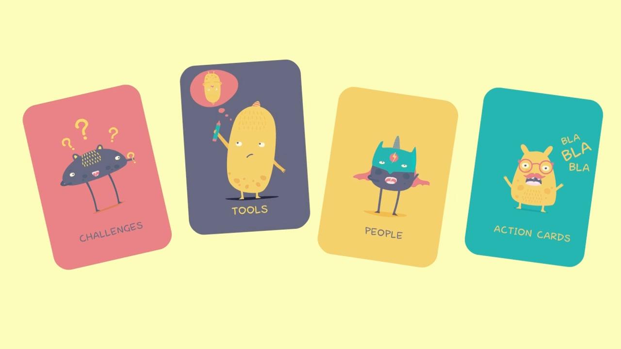 Design Thinking Card Game