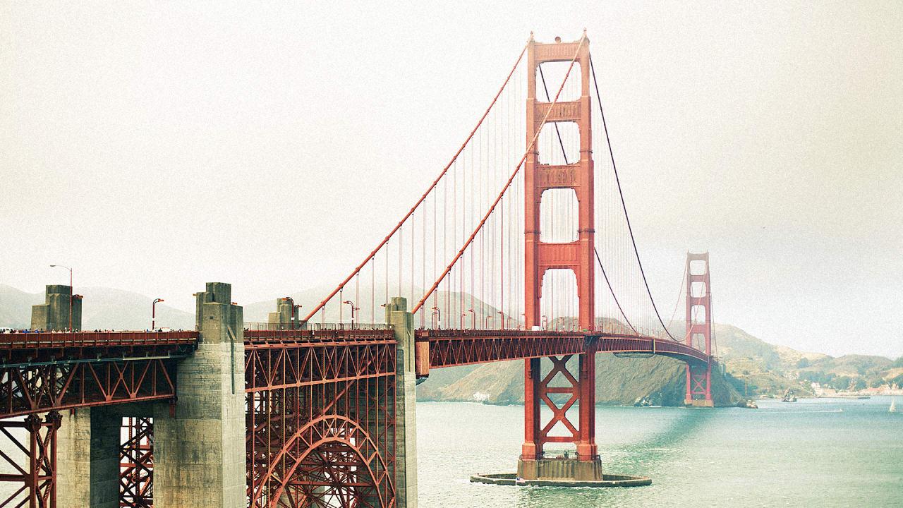 Why The Golden Gate Bridge Is Orange