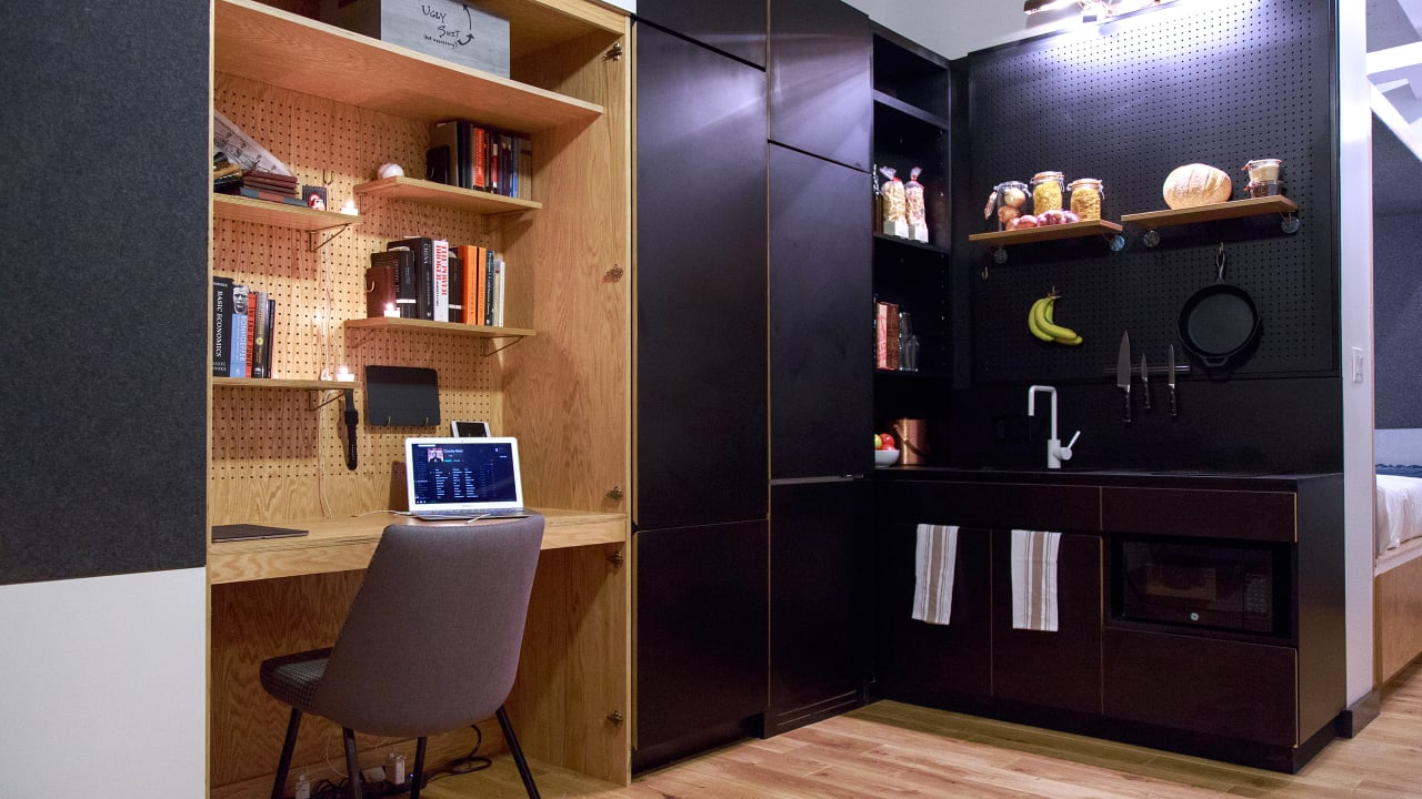 Wework S Communal Living Experiment Welive Is Your