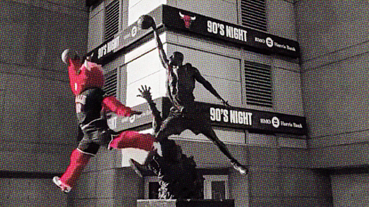 How The Chicago Bulls Are Using Vine And Stopmotion To Score With Sponsored  Content About The Museum