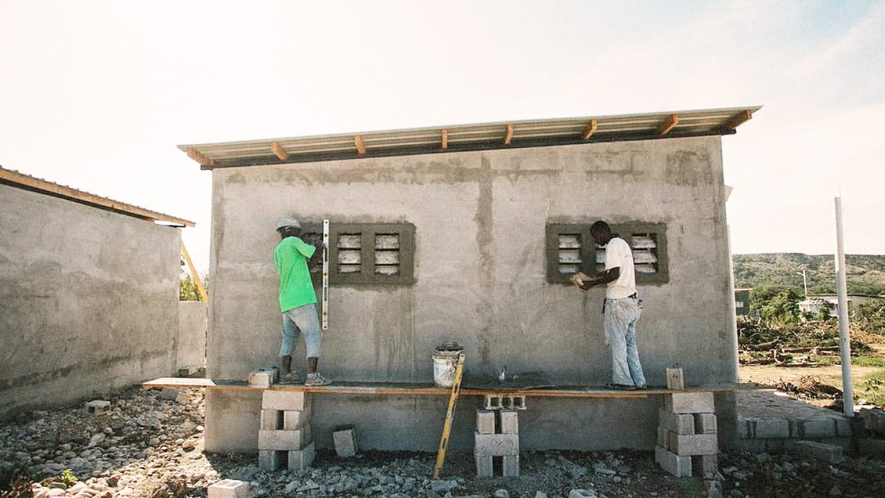 Did this new nonprofit crack the code for building deve for Who invented houses
