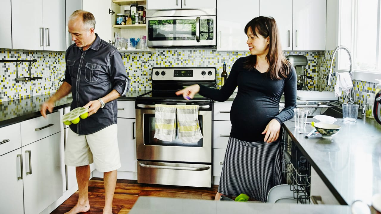 A Practical Guide For Working Parents To Divide Household Responsibilities  Love Your Parents