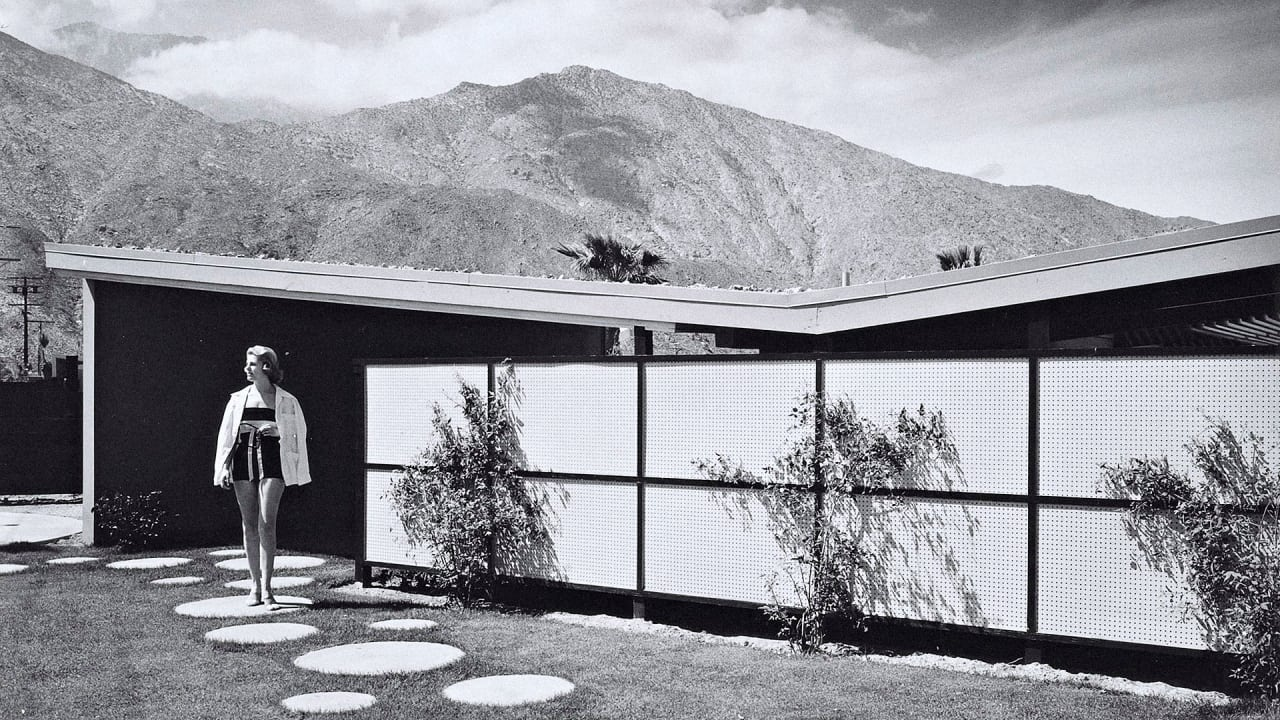Mid Century Modern Homes why midcentury-modern architecture endures