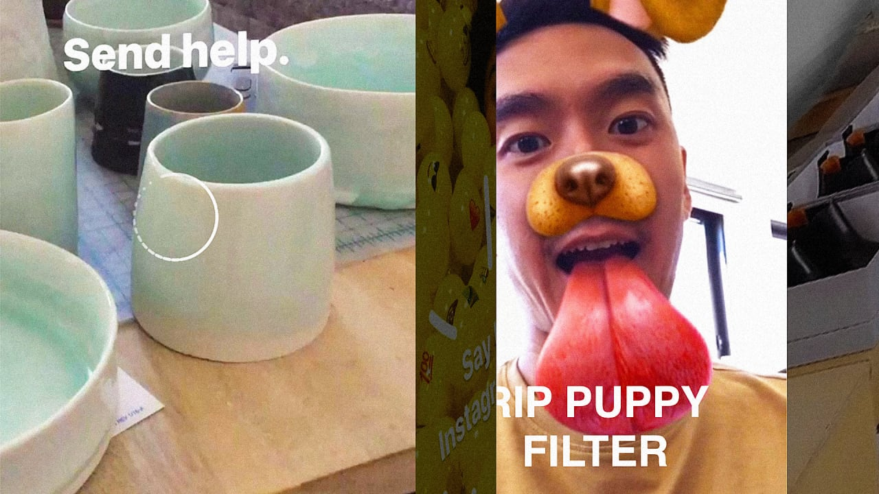 "Instagram ""Stories"" Is Better Designed Than Snapchat (E ..."