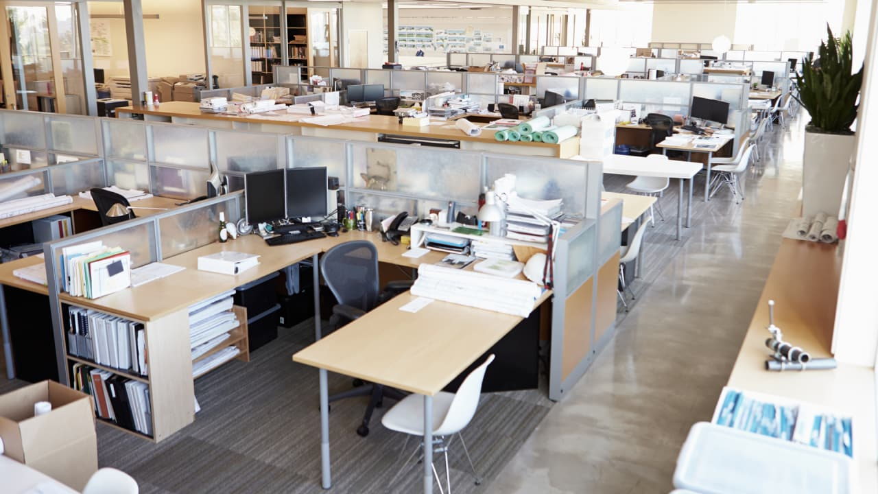 Is Your Office Layout Causing Gender Bias Fast Company