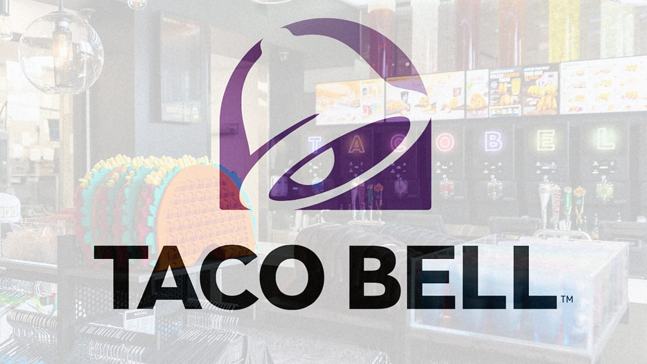 Taco Bell Logo taco bell's new logo is the worst | co.design