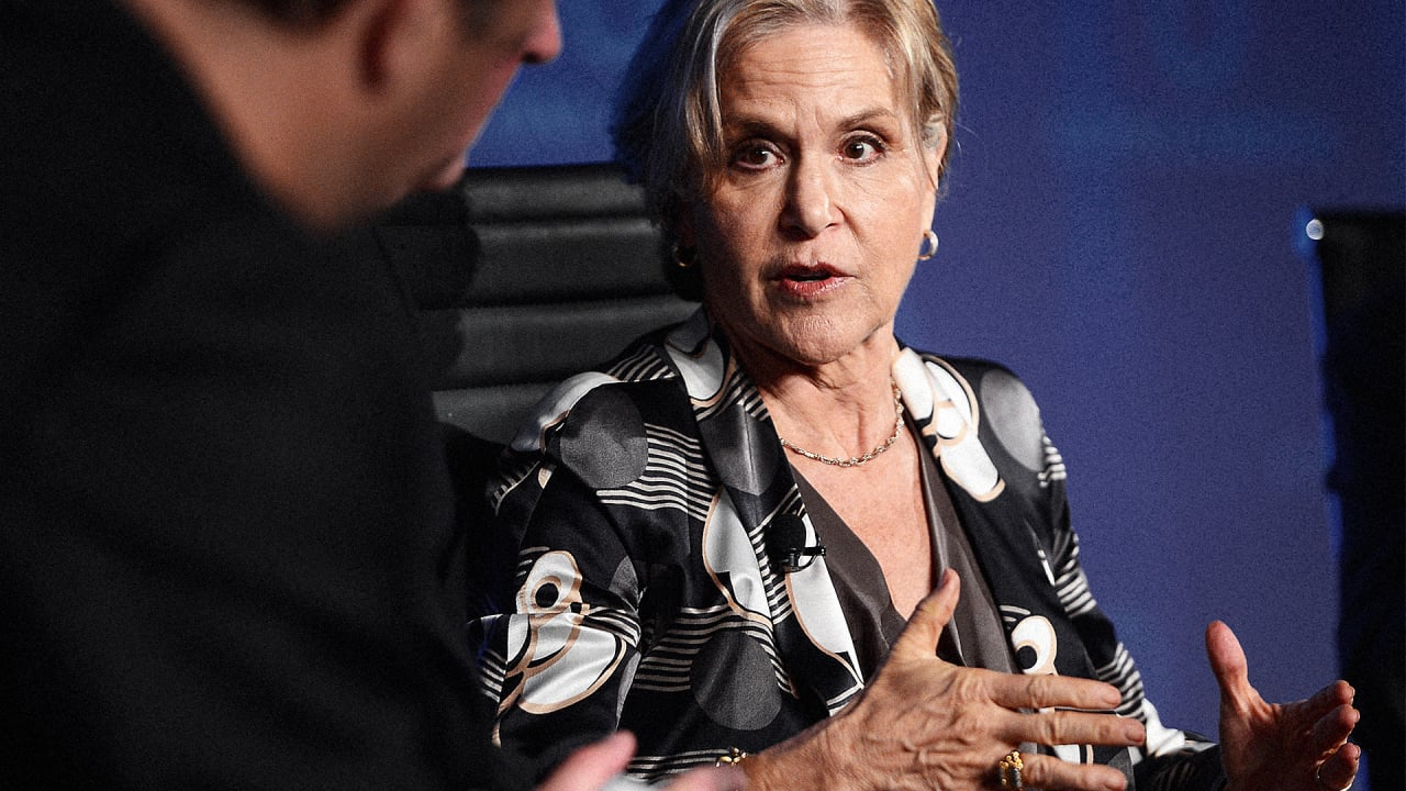 How Judith Rodin Created A New Model For Philanthropic Funding At The  Rockefeller Foundation