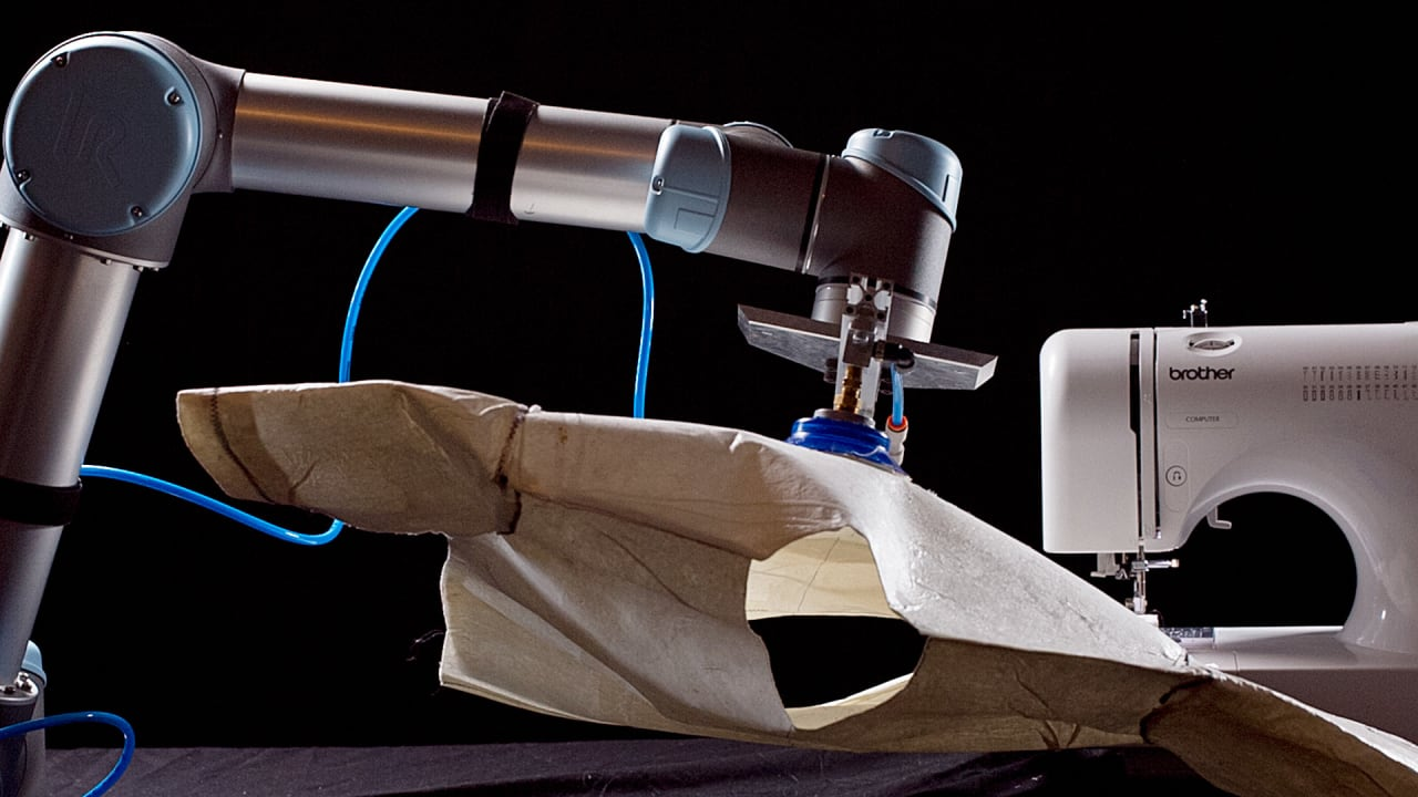 Is This Sewing Robot The Future Of Fashion Fast Company