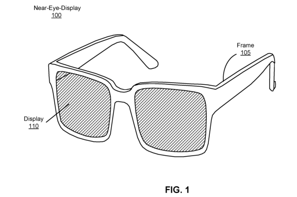 Zuck wants Facebook on your face: Patent shows augmented reality glasses design