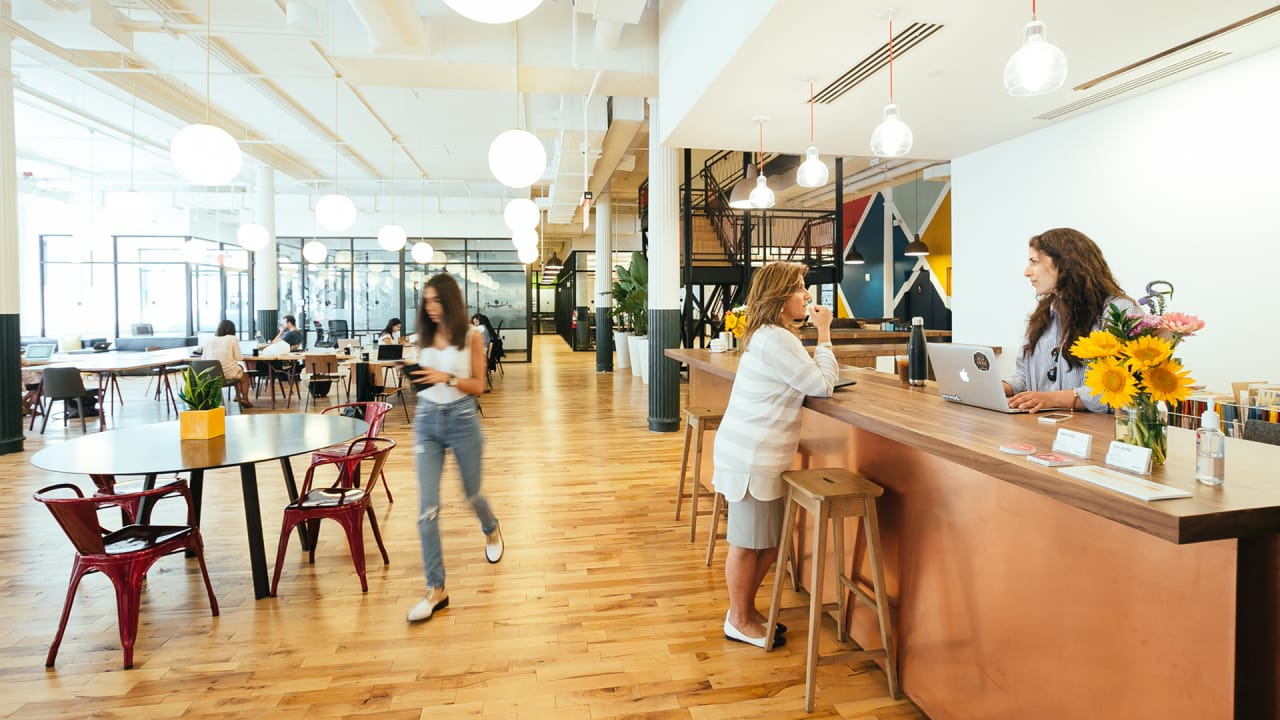 Now Wework Wants To Build Out Your Office And Run It Fo