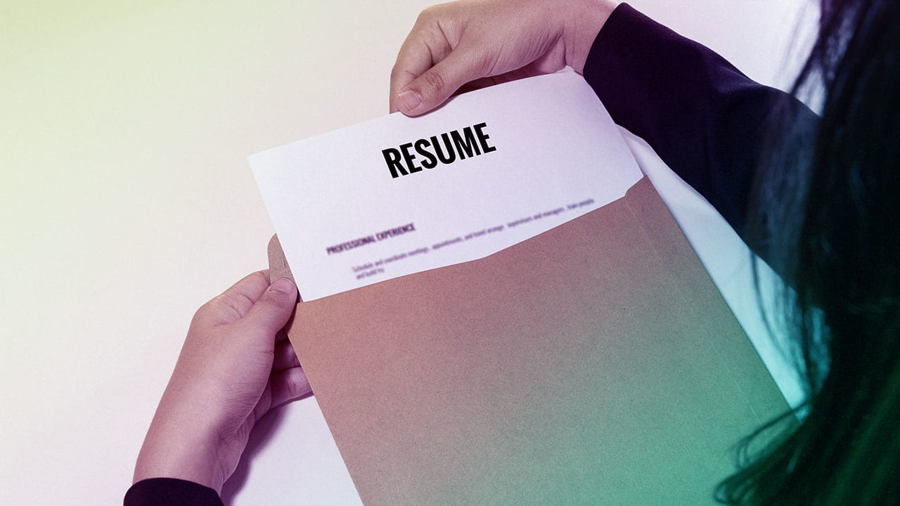 this is the part of your resume that recruiters look at fast company
