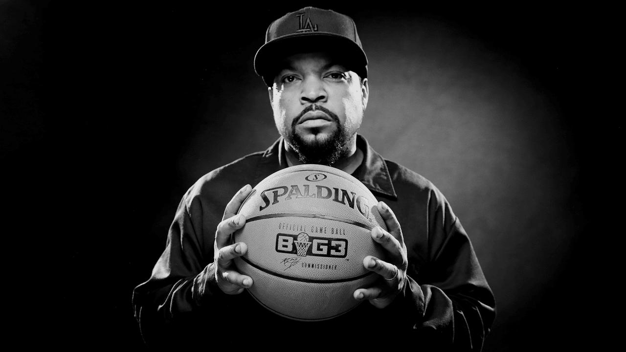 Ice Cube Is Betting Big On The Future Of Three-On-Three ...
