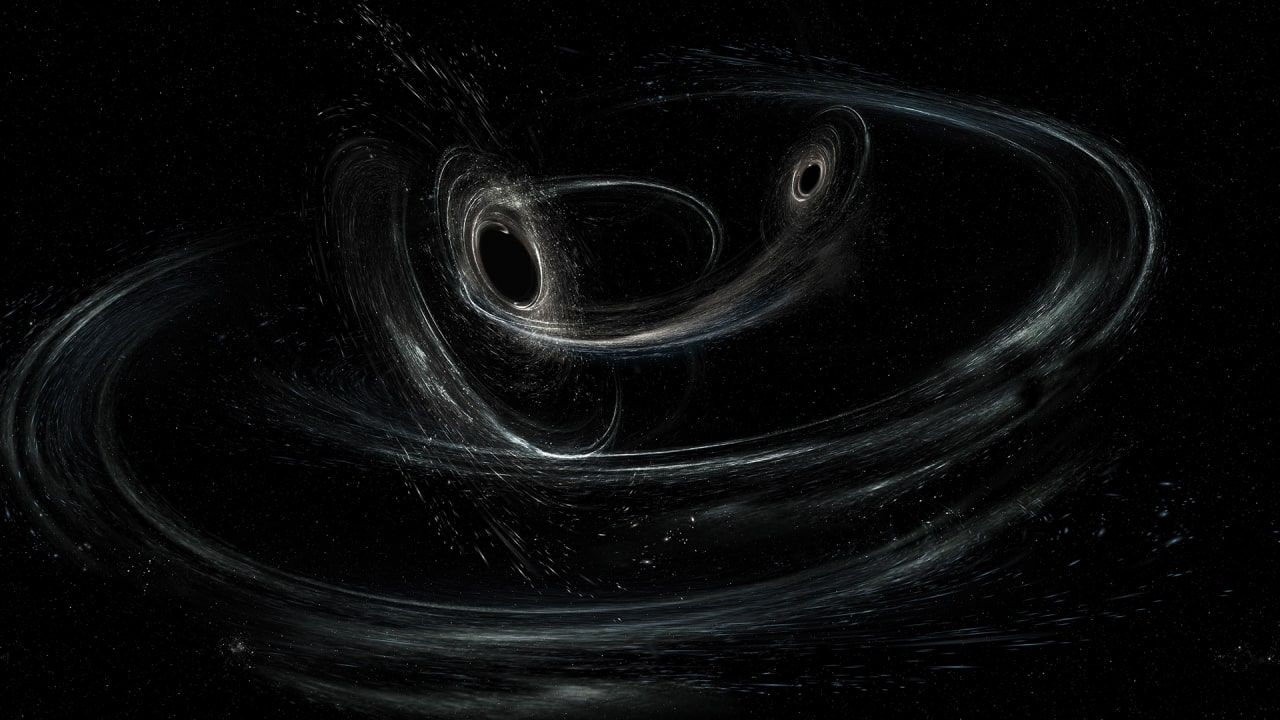 Why To Get Excited About A Black Hole Crash 3 Billion L ...