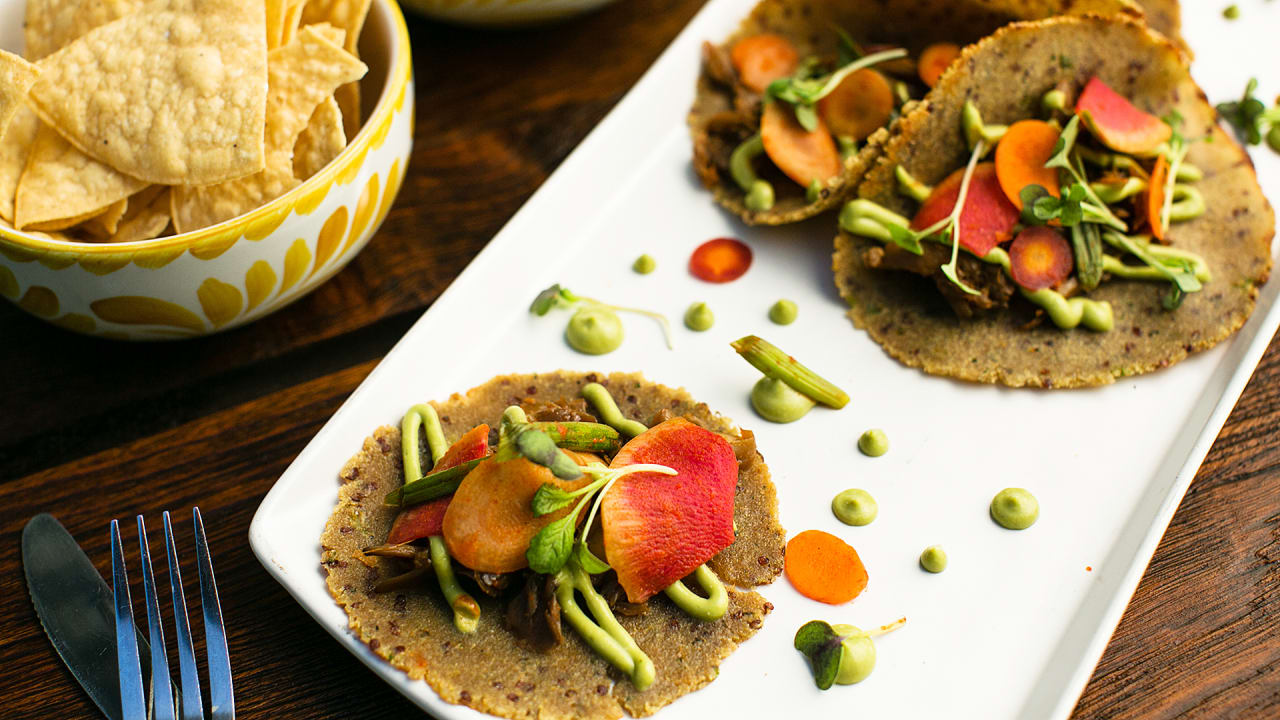 """Google's Quest To Develop A Plant-Based """"Power Dish"""" More Popular Than Meat"""