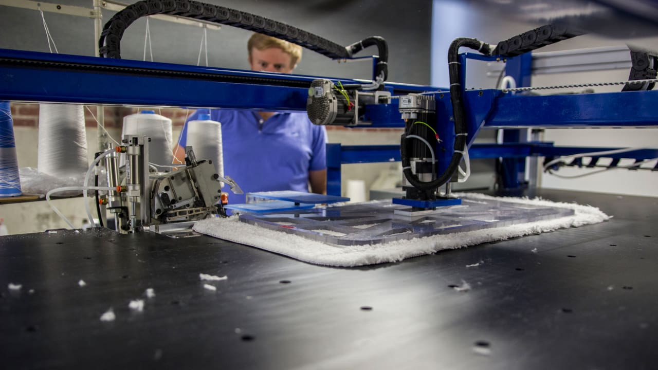 the future of drones with This T Shirt Sewing Robot Could Radically Shift The Apparel Industry on Jessica Bland besides pixatecreative moreover Meet Sophia Ai additionally 100 Years From Now also Un Milliardaire Investit 1 Million De Dans Les Courses De Drone.