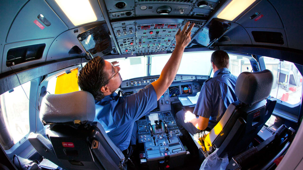 piloting a plane It's not a proper term but people do call a pilot a driver or say they drive the plane  as industry slang it's more common in certain circles than others in the bell.