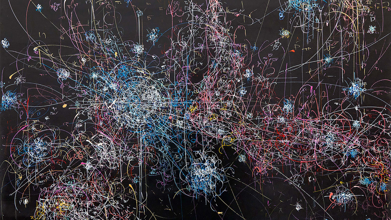 fastcodesign.com - This Artist Uses Subatomic Particles To Paint The Cosmos