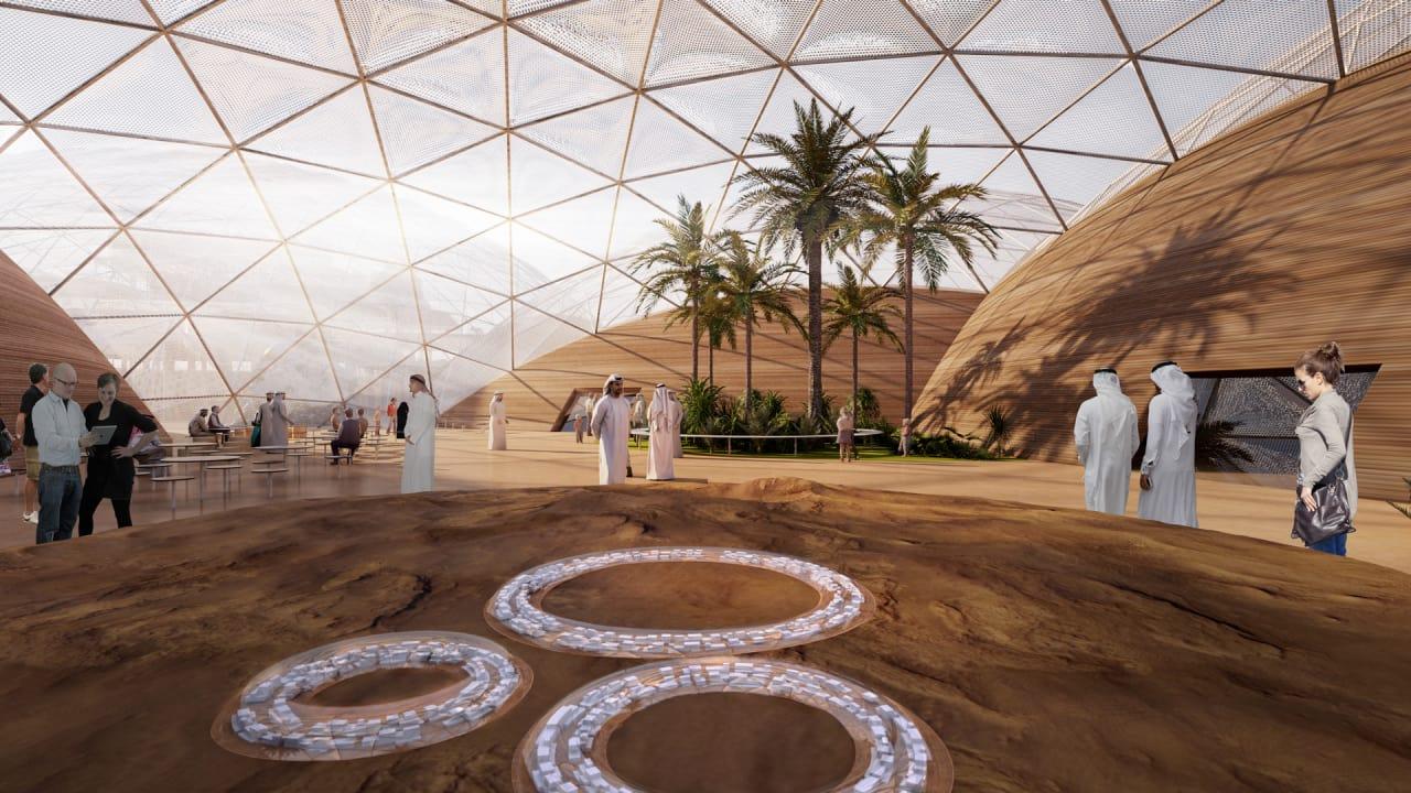 эксперимента доказали проект марсианский город в дубае сегодня производители