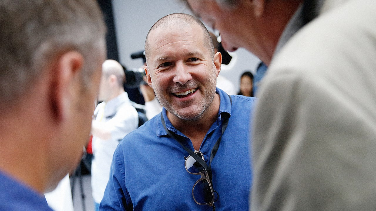 Jony Ive Named Chancellor Of One Of The World's Most Presti…