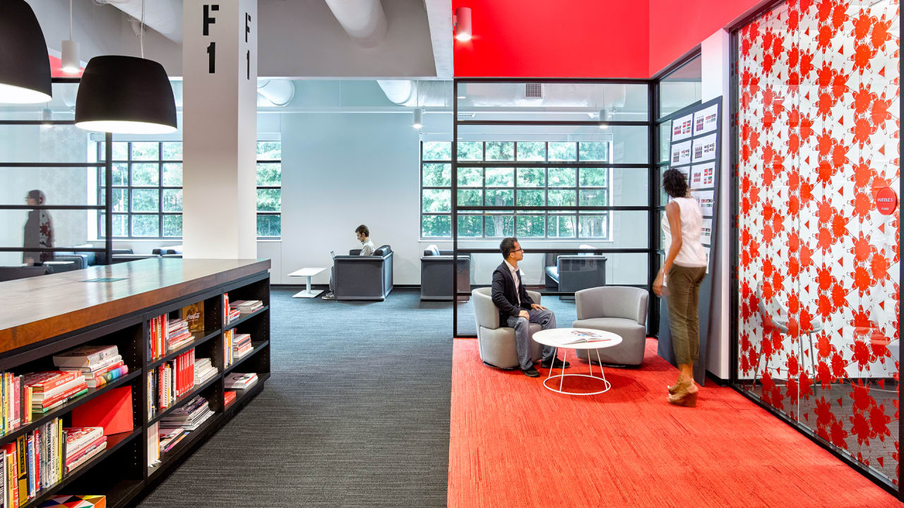 Coca-Cola's Headquarters Have A Refreshing New Look