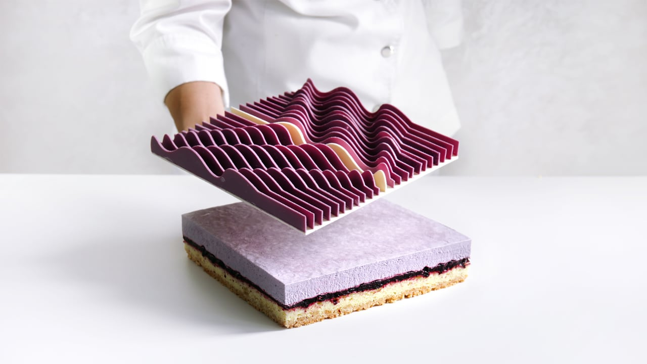 These CNC-Milled Sculptures Are Actually Delicious Pastries