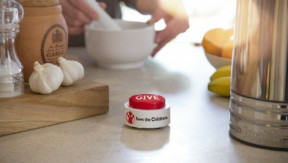 Save The Children is making an Amazon Dash-like button for charitable giving