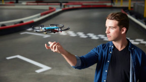 DJI's new Spark drone is made for the masses, with a budget price, and it's controlled by hand gestures