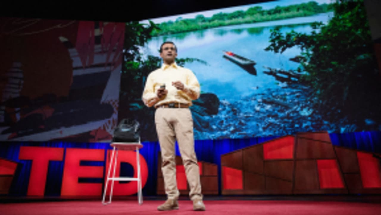 The Winner Of The $1 Million TED Prize Is Bringing Healthcare To The World's Most Remote Communities