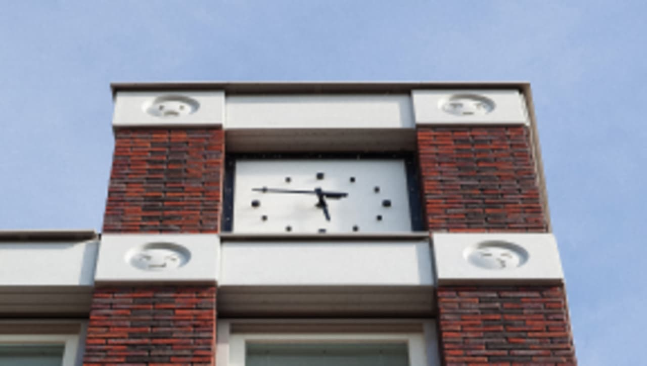 This Building Features Emoji Gargoyles, And They're Brilliant