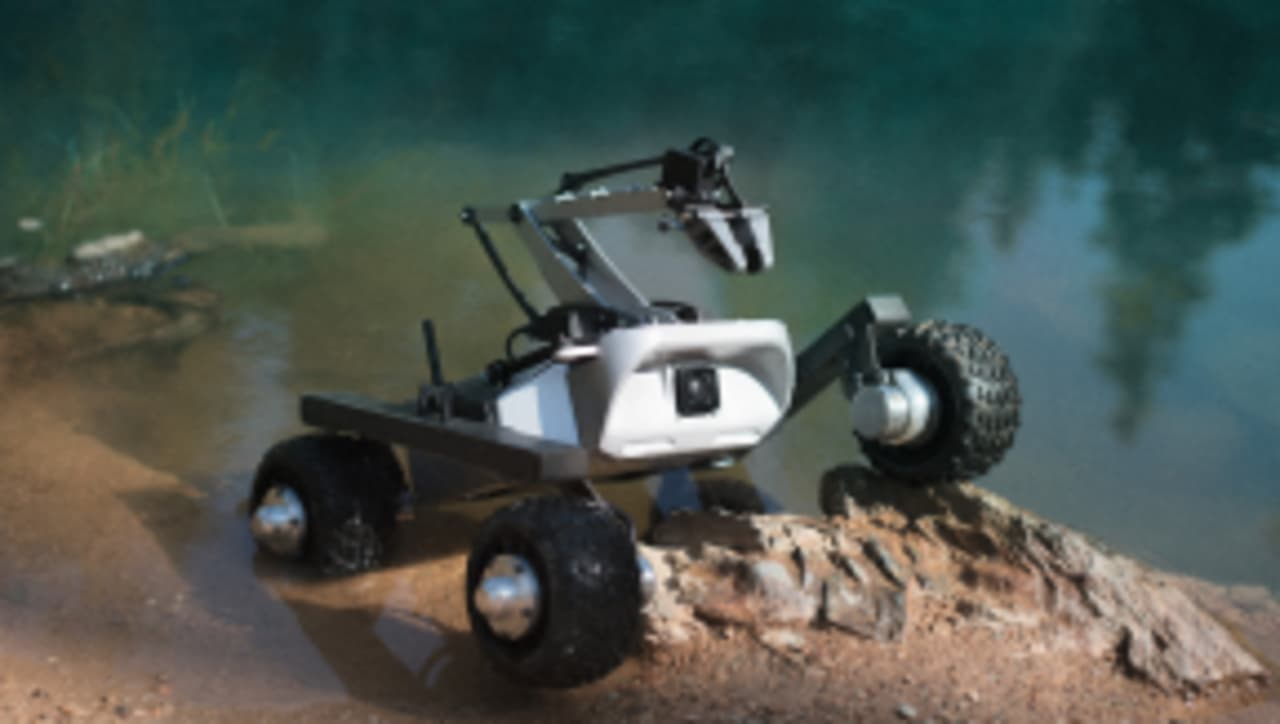 An Earth Rover Inspired By Mars