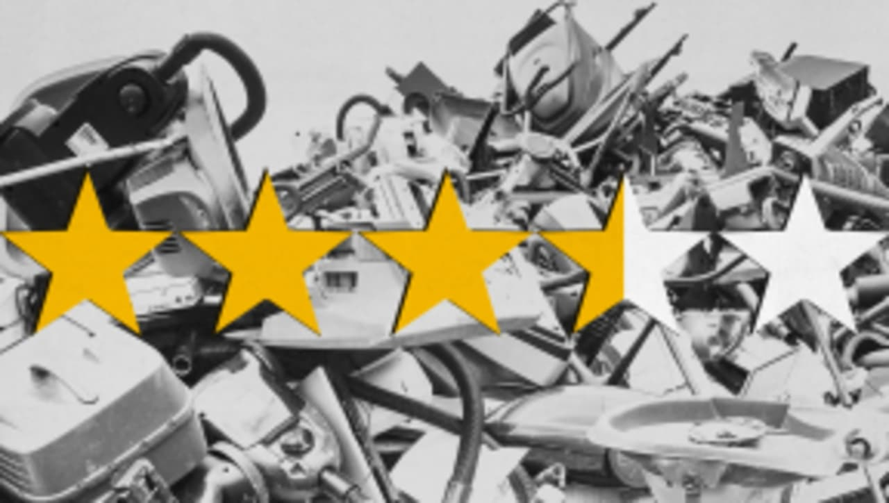 Online Reviews Influence What We Buy–But Not In The Way You'd Think