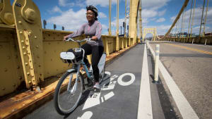 Pittsburgh's Bike Share Is Now Free With Your $1 Transit Pass