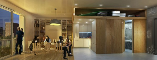 Take A Look At New Yorks New Smallest Apartment