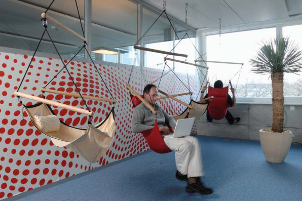 8 Of Googles Craziest Offices Where business and design collide