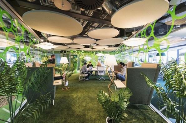 8 Of Googles Craziest Offices
