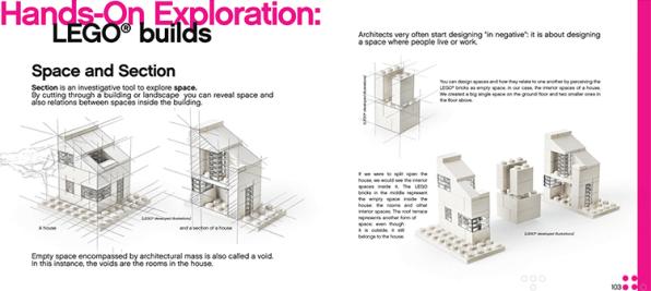 A Monochrome Lego Set To Teach Tomorrow S Architects