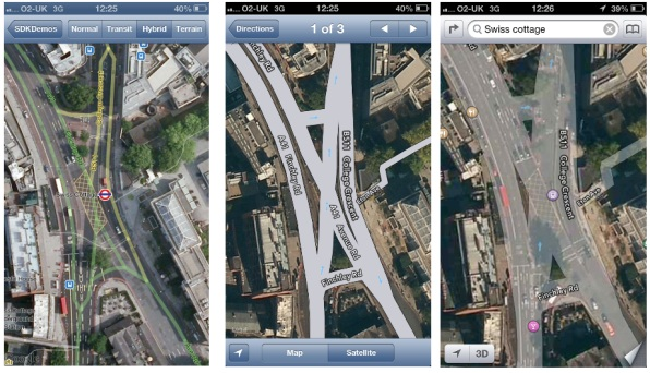 Apple MapKit Actually Hiding Something Insanely Great Fast Company - Why does google maps uk have terrain and not us