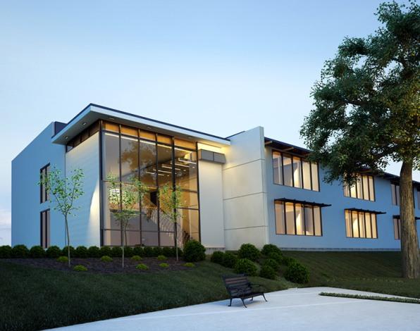 Energy efficient house school project