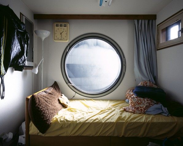 Japanese Apartment Design these photos of tiny, futuristic japanese apartments show how