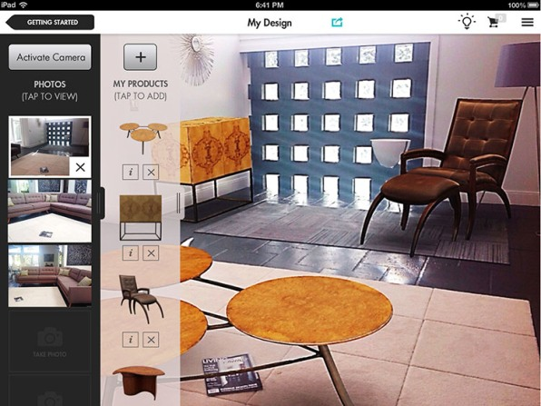 Room Design App ... opportunity for Adornably to serve as a personal home  decorating