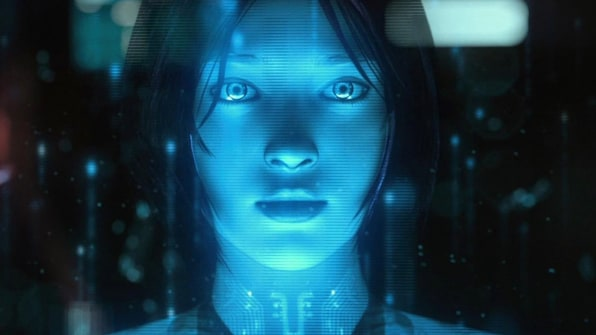 cortana in halo 4 - Real Virtual Assistant Jobs