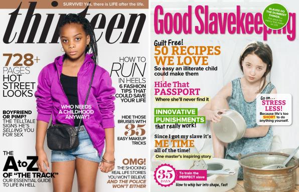 slavery magazine articles